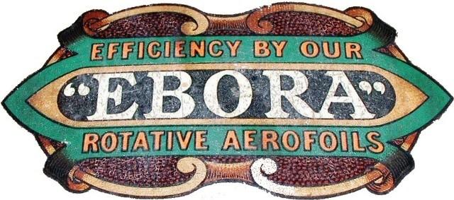 Ebora: Efficiency By Our Rotative Aerofoils
