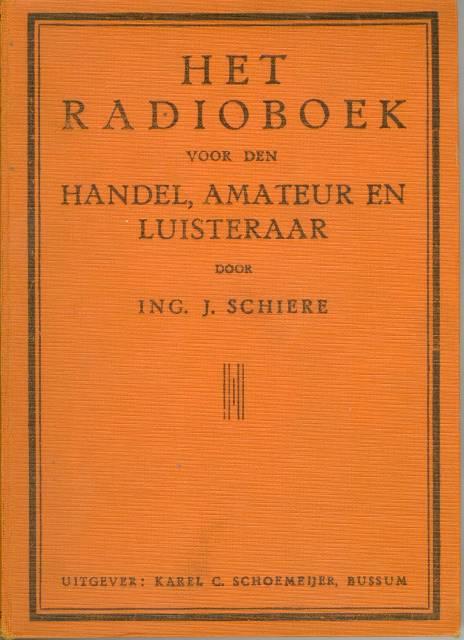Het Radioboek voor den Handel, Amateur en Luisteraar