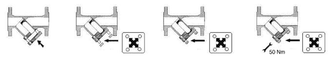 Filter onderhoud stap 8