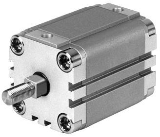 156838, ADVULQ-100-25-A-P-A Compacte Cilinder