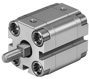 156775, ADVULQ-20-20-A-P-A Compacte Cilinder