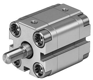 156590, ADVU-12-25-A-P-A Compacte Cilinder