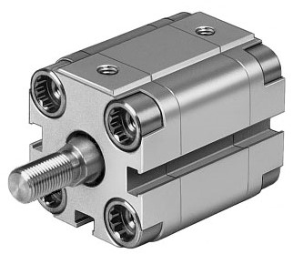 156597, ADVU-16-25-A-P-A Compacte Cilinder