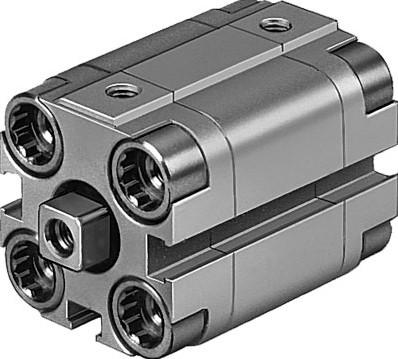 156673, ADVULQ-12-10-P-A Compacte Cilinder