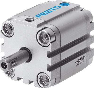 157236, AEVUZ-50-10-P-A Compacte Cilinder