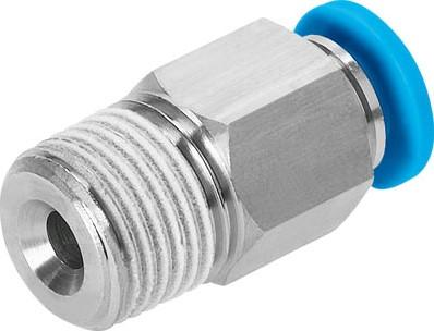 130915, QS-B-1/8-6-20 Insteekschroefkoppeling