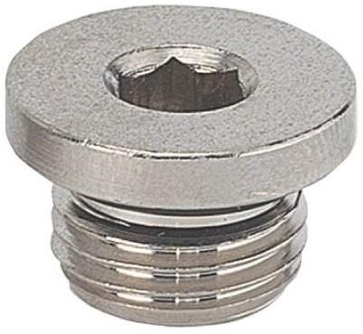 2107001 A7 Plug 1/8 Draadnippel