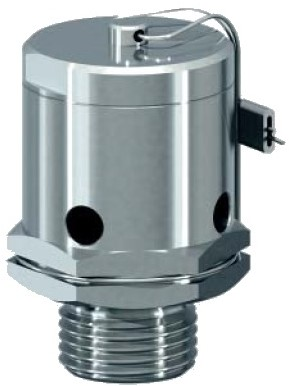 1940-15 Vacuumbreker RVS DN15