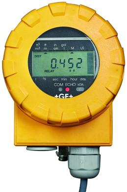 Georg Fischer type 2260 niveau transmitter, continu meting, display versie, 4-20 mA / HART/relais output