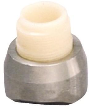 Georg Fischer 316 SS (1.4401) roestvast staal met PVDF insert