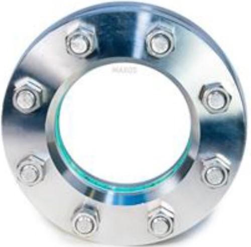 319 Rond Kijkglas PN6 Inlas / oplas, vergelijkbaar met DIN 28120