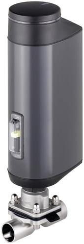 Burkert Elektromotorische 2-weg membraanafsluiter - Type 3323
