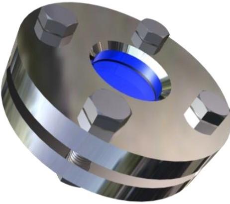 390 Sight Glass For welding PN16, PN25, PN40