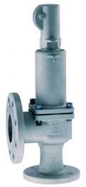 455-tGFL-100-FLFL-100/150-Metal-9,8 bar RVS veiligheidsventiel