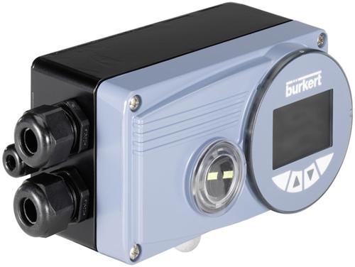 Burkert Digitale elektropneumatische procesregelaar SideControl - Type 8793