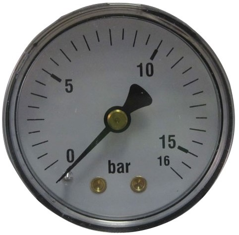EB214000 MANOMETER 6004  50MM -1+0
