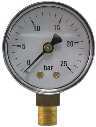 EB237000 MANOMETER 7011  50MM -1+0