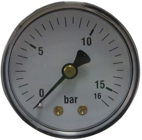 EB245016 MANOMETER 7014  50MM  0-16