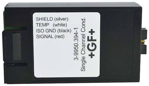 GF 9950 Enkelkanaal directe geleidbaarheid / weerstand module