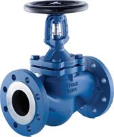 Bellows valves