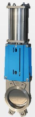 EBWGE-SS-NBR-100/PD Plaatafsluiter, RVSst./NBR, DN100, PN10