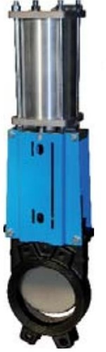EBWGE-GG-NBR-100/PD Plaatafsluiter, GG25/NBR, DN100, PN10