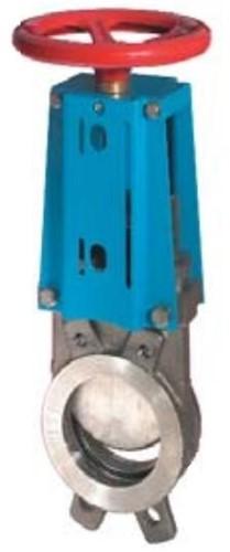 EBWGE-SS-NBR-250/MW Plaatafsluiter, RVSst./NBR, DN250, PN7