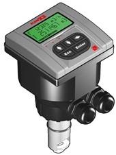 F9.20.01 paddelwiel flowsensor met monitor op batterijen