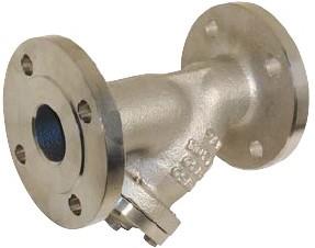 EBKU300107 Filter DN50 flens, PN16, Doorlaat: 0,25mm