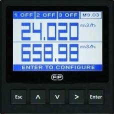 M9.03.P1 Flow dubbele monitor en transmitter