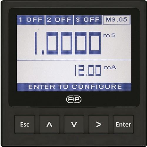 M9.05.P1 EC monitor en transmitter