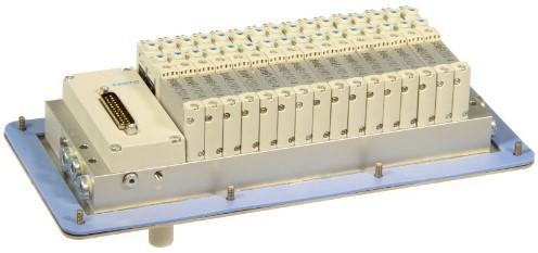 573606, MSDR-B1T-44V21-G18B-DTB-M7SU-16VK+M1TTSC Ventieleiland VTUG-10 met Pneumapole-L MSDR-B1T-44V21-G18B-DTB-M7SU-16VK+M1TTSC