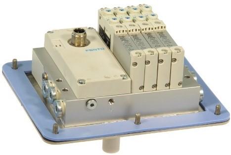 573606, VRPT-B1T-G18B-DTB-M7SU-4VK+TTSC Ventieleiland VTUG-10 met Pneumapole-L VRPT-B1T-G18B-DTB-M7SU-4VK+TTSC