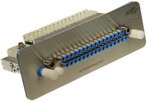 573606, VRPT-B1T-G18FD-DTFD-M7SFD-16VK+TTSC Ventieleiland VTUG-10 met Pneumapole-S VRPT-B1T-G18FD-DTFD-M7SFD-16VK+TTSC