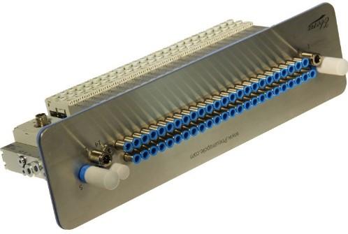 573606, VRPT-B1T-G18FD-DTFD-M7SFD-24VK+TTSC Ventieleiland VTUG-10 met Pneumapole-S VRPT-B1T-G18FD-DTFD-M7SFD-24VK+TTSC