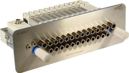 573606, VRPT-B1T-G14FD-DTFD-G18SFD-10VK2L+TTSC Ventieleiland VTUG-14 met Pneumapole-S VRPT-B1T-G14FD-DTFD-G18SFD-10VK2L+TTSC