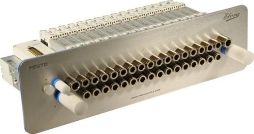 573606, MSDR-B1T-44V21-G14FD-DTFD-G18SFD-16VK+M1TTSC Ventieleiland VTUG-14 met Pneumapole-S MSDR-B1T-44V21-G14FD-DTFD-G18SFD-16VK+M1