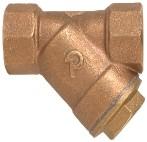 ** 1106010405400 Y-filter Brons PN20 1-1/4 BSP