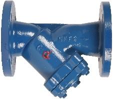 ** 20325125 Y-filter Gietstaal PN16/25/40 DN125