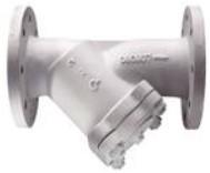 ** 9601605002 Y-filter Gietijzer PN6/10/16 DN50