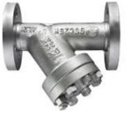 ** 0206040705000 Y-filter Gietstaal PN63/100 DN50