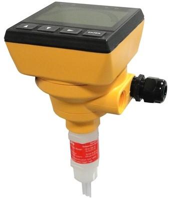 GF Signet integraal temperatuursysteem met 9900 transmitter