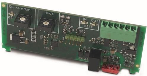 EA25t/mEA2504-20mAkaart Positionerkaart4-20mA