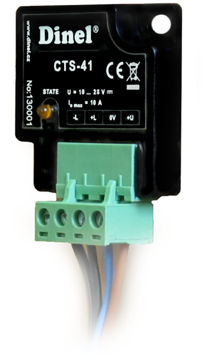 Dinel Capacitieve touch sensor CTS-41