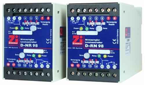 D-NR98_D-RN98 Dual Niveauschakelaar Vullen_Overflow of Legen_Droogloop