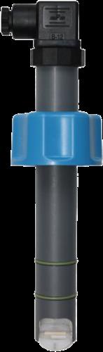 Flowtransmitter DF170TM met analoge uitgang 0-20mA, 4-20mA, 0-5V of 0-10V