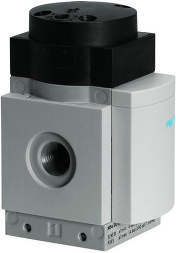 Festo Pneumatisch bediende soft/start ventielen MS4-DL