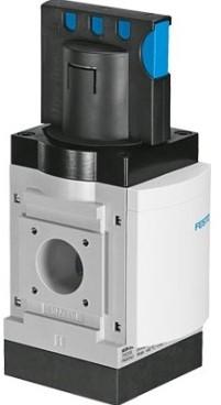 Festo Handmatig bediende uit/aan ventielen MS9-EM