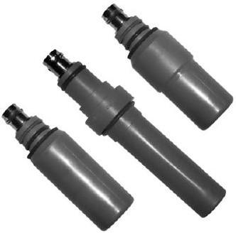 FLS pH/ORP 600 Vlakke elektroden met PVCC huis