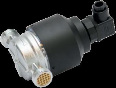 """DF140.401.00 Ovaalrad flowsensor DF140TMF 1"""""""" Messing/POM//NBR"""